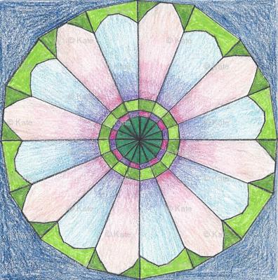 Geodesic - Flower