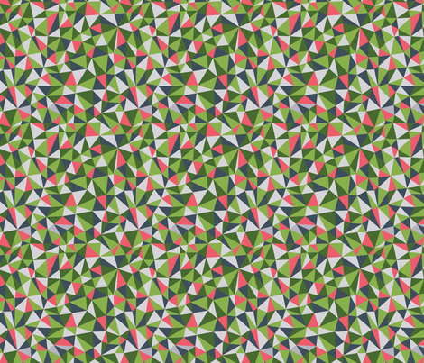 Geo Transitions fabric by holladaydesigns on Spoonflower - custom fabric