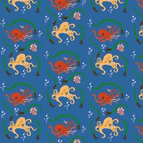 Tapestry de Octopus