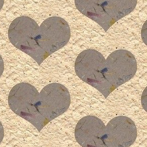 Handmade Paper Heart 1