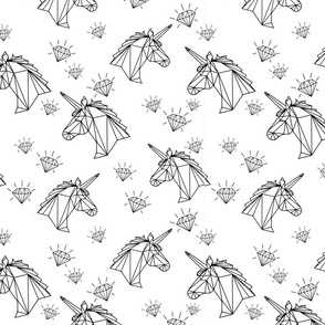 Unicorns and Diamonds