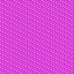Panda Head Pink