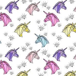 Unicorns and Diamonds Color