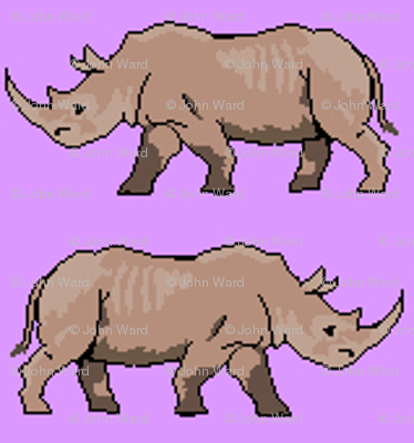 Rhino Purple