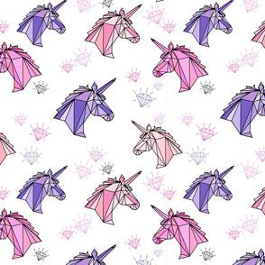 Unicorn Pink and Purple