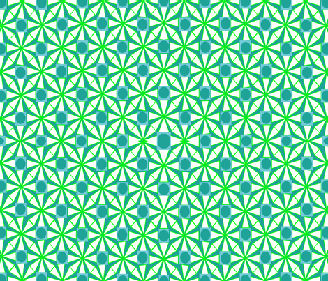 NEW_GEOMETRIC_GEODESIC_11 fabric by soobloo on Spoonflower - custom fabric