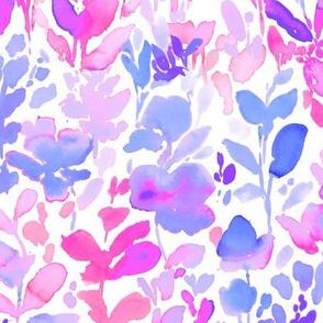 Flirt Purple Pink Large Scale