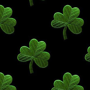 Green Clover Repeat