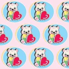 Be My Teddy Bear