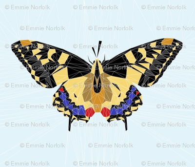 Peacock_Butterfly_Geodesic
