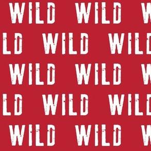wild (red)