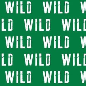 wild (dark green)