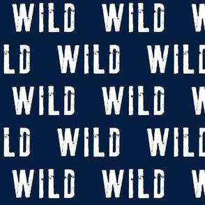 wild (navy)