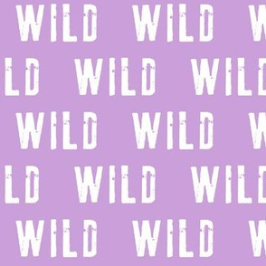 wild (purple)