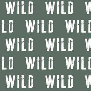 wild (adventurer green)
