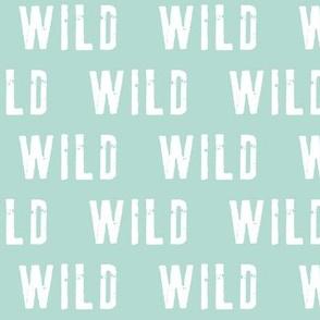 wild (dark mint)