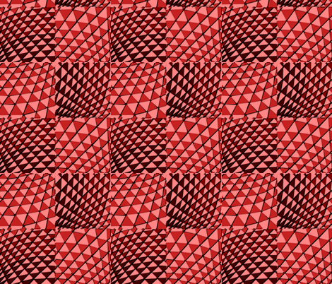 GeodesicWeave fabric by 1103dpl on Spoonflower - custom fabric