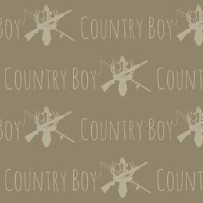Country Boy // Dirt on Mud
