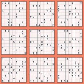 Sudoku - Melon