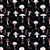 Night shrooms