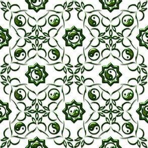 Yin-Yang Green