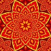 S84 fire mandala : red peril