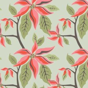 Merry Poinsettia