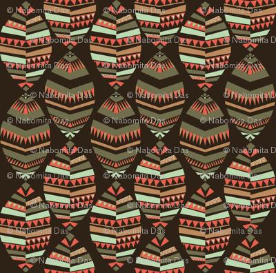 Aztec inspired Geodesic Design