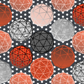 Dot Dot Dot this Geodesic (very fancy) by Su_G