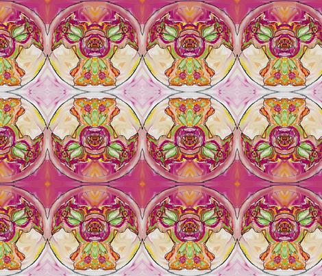 mandala_2-ed fabric by nanciec on Spoonflower - custom fabric