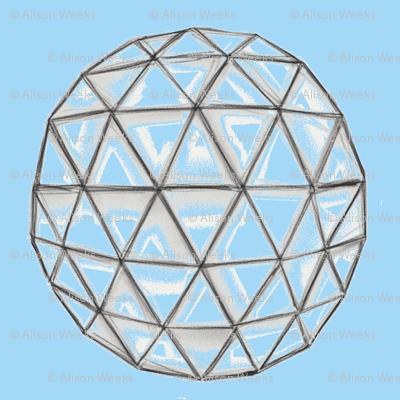 Geodesic Polka Dot