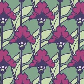 Flowerin' - Green