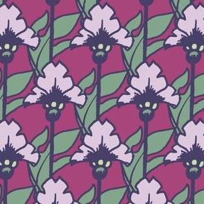 Flowerin' - Amaranth Sky
