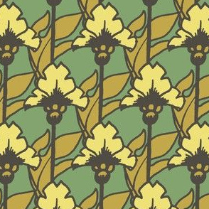 Flowerin' - Gold