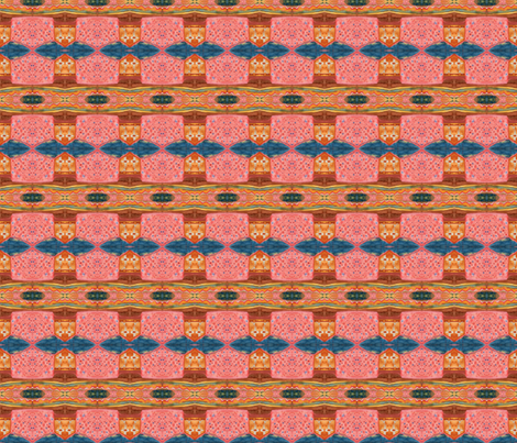 Morocco Clothesline fabric by amber_coppings_designs on Spoonflower - custom fabric