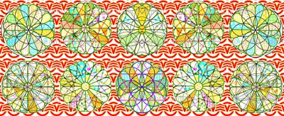 Sacred Chrysanthemums