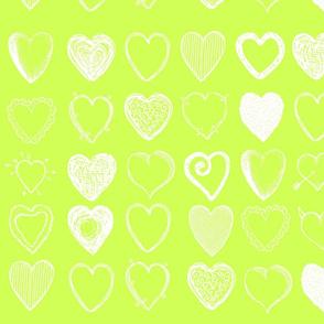 porcheberry's Spring hearts