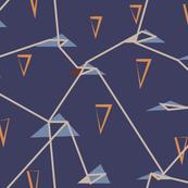 Vintage Triangles