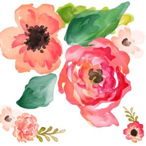 """42"""" Floral Dreams"""