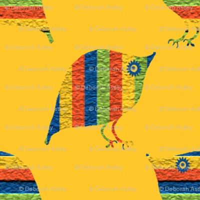 Loud Striped Birds 1