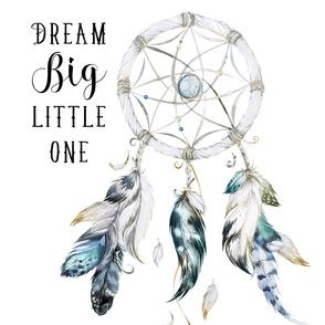 "56""x72"" Dream Big Little One / Dream Catcher / Little Chief"