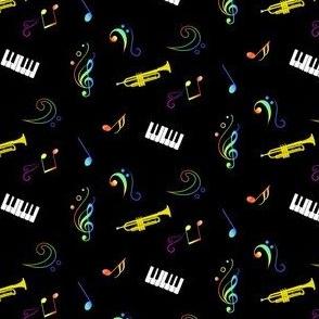 Music in celebration
