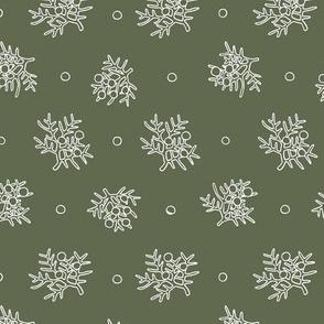 Rocky Mountain Juniper - Green