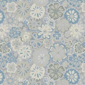 Wildflowers_neutrals_print