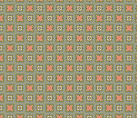 Arts & Crafts fabric by hollywood_royalty on Spoonflower - custom fabric