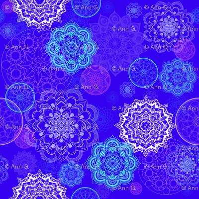 Dancing Mandalas