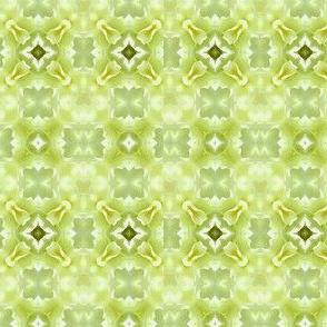 Spring green tiles