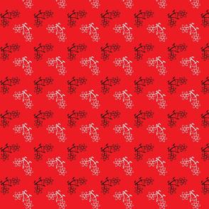 Atomic Bikes Red