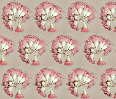 Flowering Gum After the Storm fabric by paperbark on Spoonflower - custom fabric