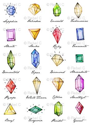 Name that gemstone